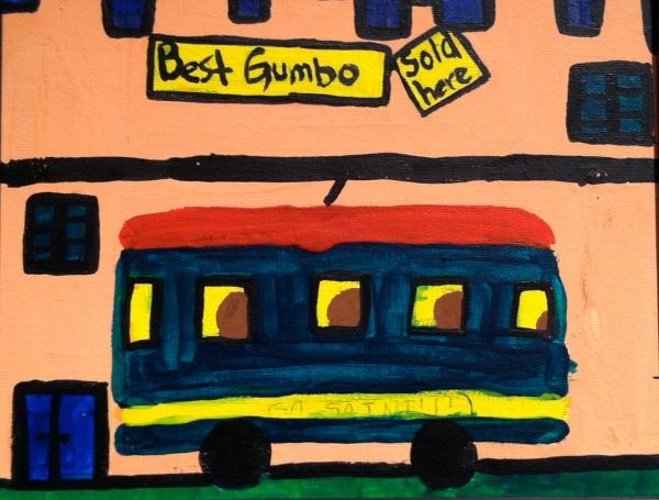 Street Car/Best Gumbo