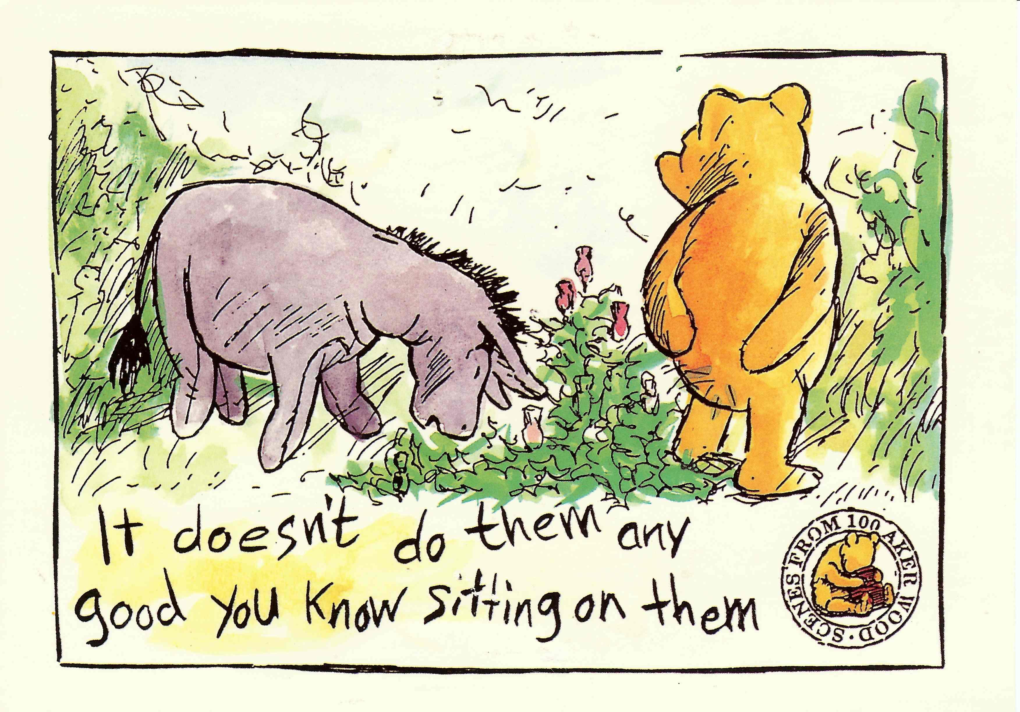 original pooh quotes