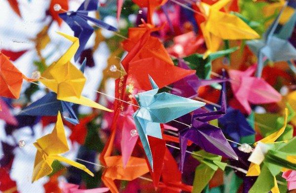 """""""Paper Cranes"""""""