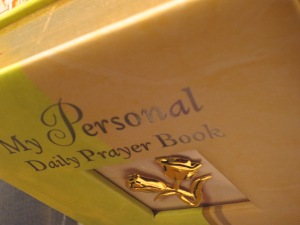 My Personal Prayer Book by