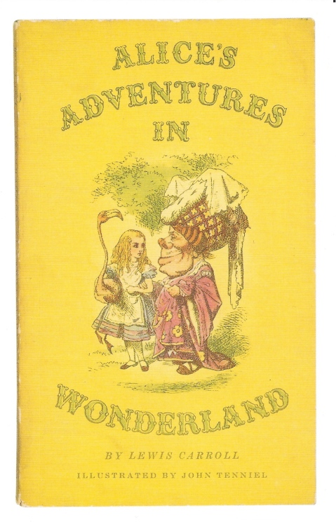 Alice's Adventures in Wonderland.  Illustration by John Tenniel, Puffin, 1946