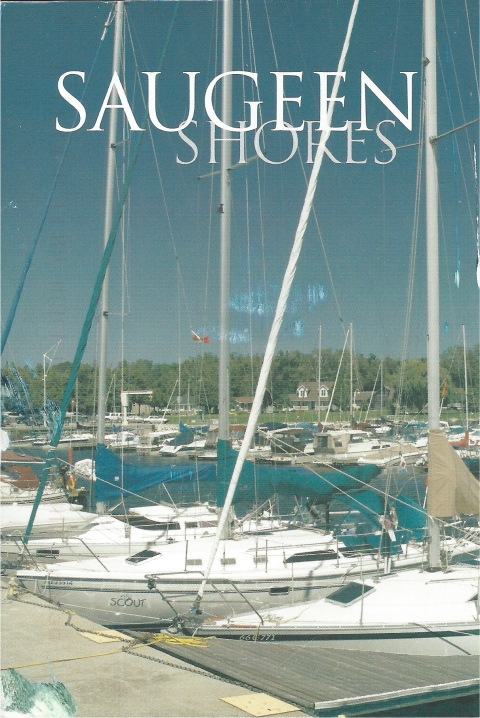 """Sail into the Harbour,"" Port Elgin, Ontario."