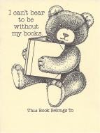 Teddy Bear Bookplates