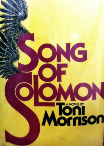 Song of Solomon Cover, photographed by PVMcHugh
