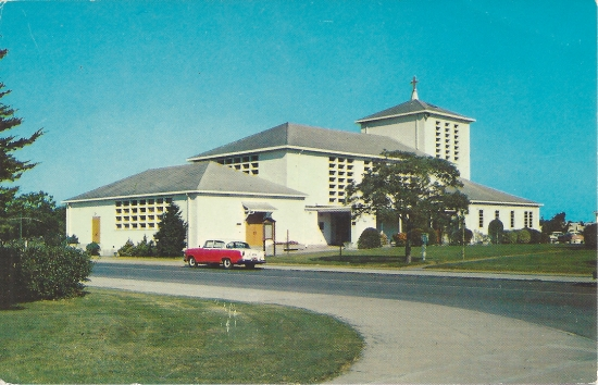 Naval Air Station Chapel, Alameda, California