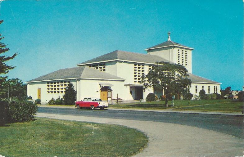 Naval Air Station Chapel, Alameda, California
