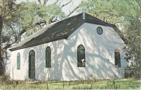 Strawberry Chapel, a Chapel of Ease to Saint John's Biggin Church