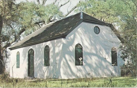 Strawberry Chapel, a Chapel of Ease to Saint John's Biggin Church