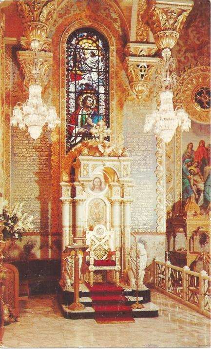 Saint Sophia Greek Orthodox Cathedral, Los Angeles, California