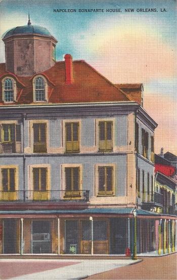 Napolean Bonaparte House, New Orleans, Louisiana