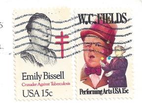 U.S. Vintage Postage