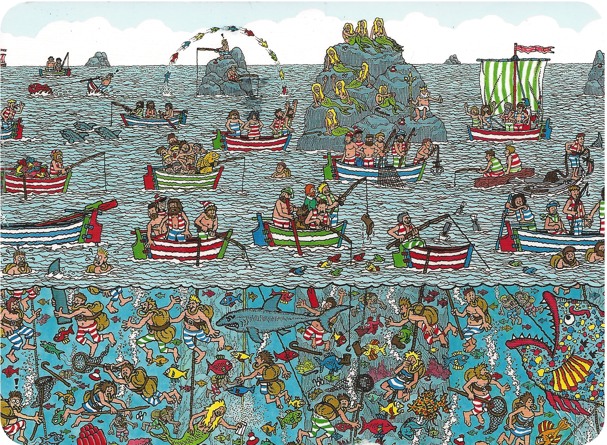 Where IS Waldo? | Pics and Posts