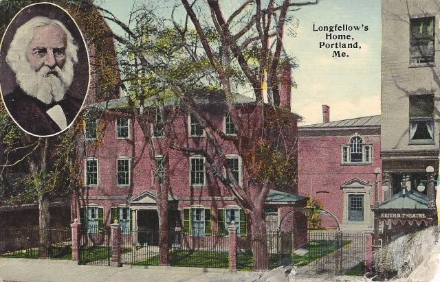 Longfellow Home