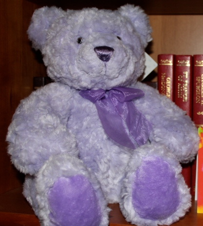 """Trini,"" Hurricane Katrina Bear, August 2005"