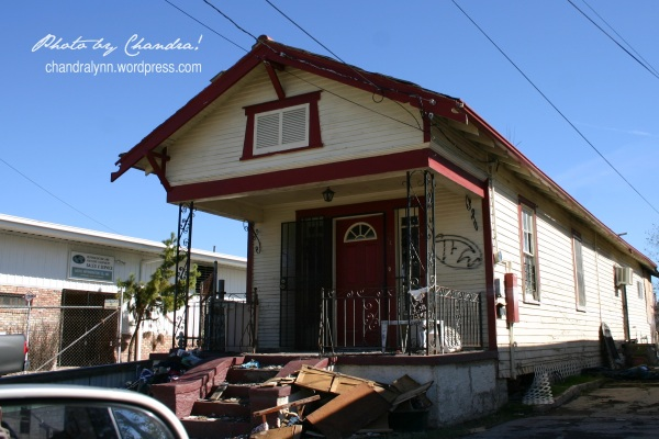 """2333 Port Street,"" New Orleans, Louisiana, December 2005"