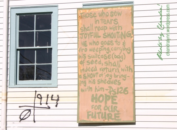 """Hope for Our Future,"" New Orleans, Louisiana, December 2005"