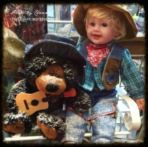 """A Boy and His Honky Tonk Bear,"" Nashville, Tennessee, 2014"