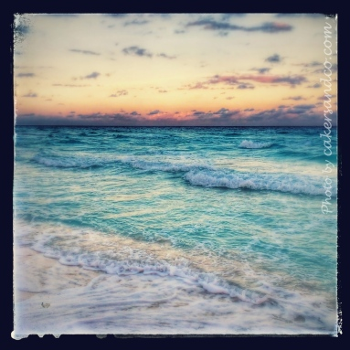 """Cancun for Christmas,"" Photo by Cakers, December 2014"