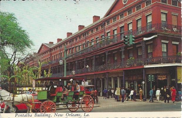 Pontalba Building, New Orleans