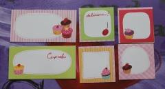 Sticky Cupcakes