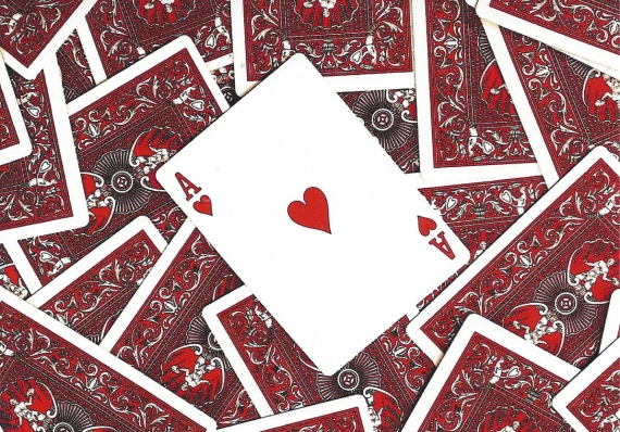 """Ace of Hearts,"" by RR (Beckra)"