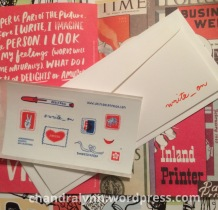 A Closer Look: Write_On's Stationery and Stickers