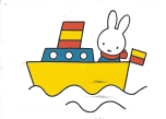Week 32: From Jetske (Netherlands). Nijntje (Miffy). Illustration by Dick Bruna.