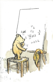 Week 92: From Aimee (USA): Winnie-the-Pooh.