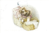 Week 94: From Karen (USA): Illustration by Beatrix Potter.
