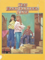 Week 115: From Pam (USA). From the cover of _Dawn's Wicked Stepsister_, Baby-sitters Club #31.