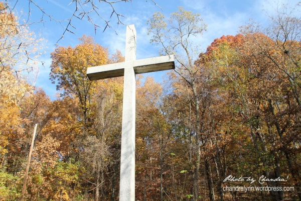 """Cross"" @ Burritt on the Mountain"