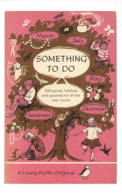 Public #4b: From Karen07 (USA)--Something to Do, 1968. Cover Illustration by Shirley Hughes. Puffin.