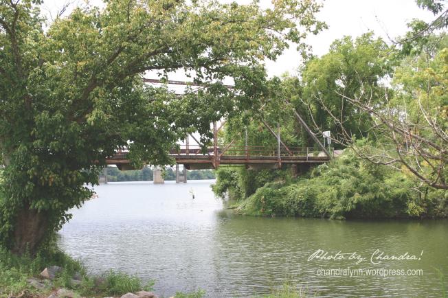 Closed Bridge, Ditto Landing, Original