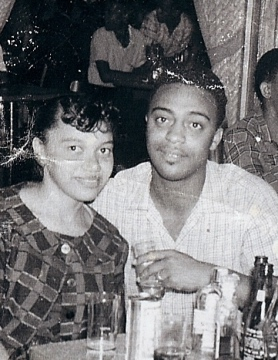 Mom and Dad in the early years.
