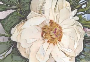 """Flower"" by Marrianna Dougherty"