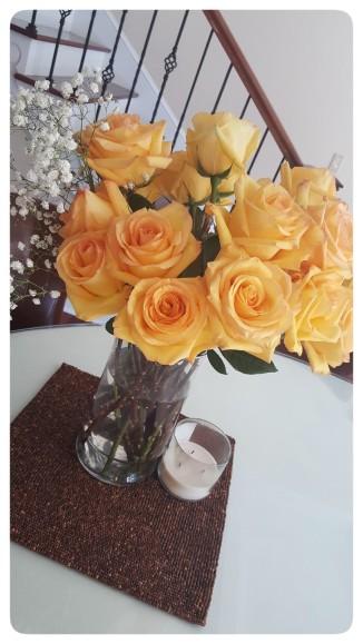 Kemi's Yellow Roses