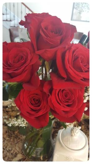 Kemi's Red Roses