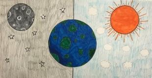 Circle Art by Isamar