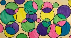 Circle Art by Edyn