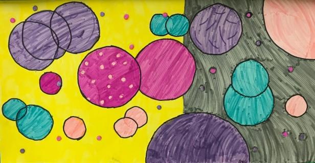 Circle Art by J'Sai