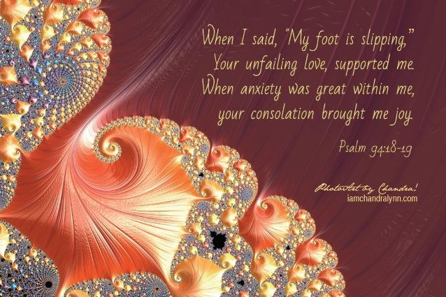 Psalm 94 Fractal