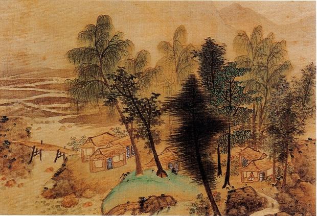 Lin Yang Country Scene